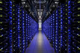 谷歌数据中心