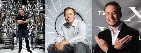 现实版的钢铁侠Elon Musk:下一个乔布斯?!