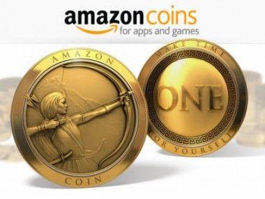 亚马逊正式发布虚拟货币 支持应用内消费